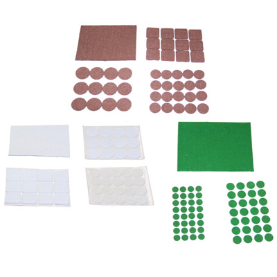 Fils disc set - 151 parts - self-adhesive