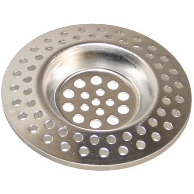 2 rustproof high-grade steels drain sieves