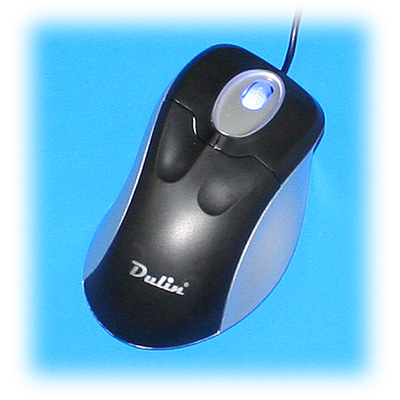 Dulin Optical Mouse 800dpi USB