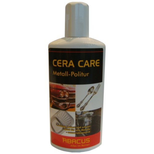 ABACUS CERA CARE Metall-Politur 250ml