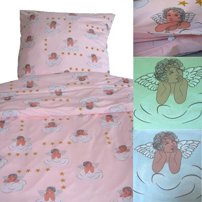 Microfibre angel - bedclothes Single Jersey quality