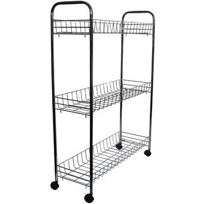 Role shelve SLIM CHROME