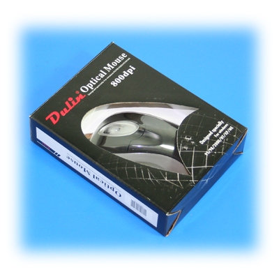 Dulin Optical Mouse 800dpi PS2