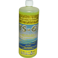 industrial cleaner ABACUS TS-61 1000ml concentrate